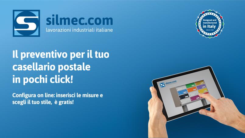 Silmec – nuovo configuratore on line